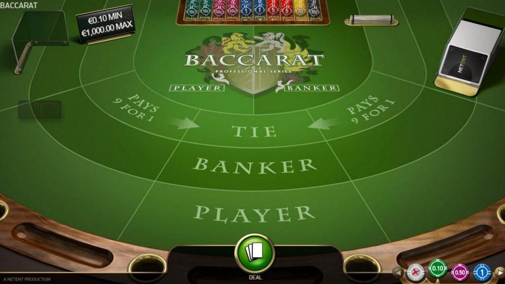 ONLINE GAMBLING GAMES LIST
